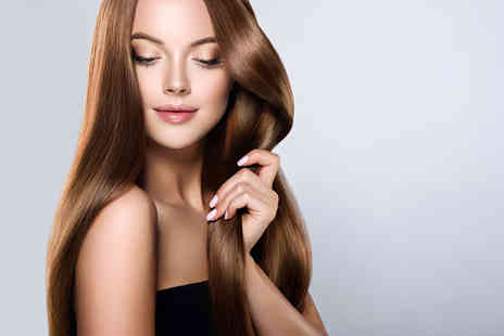 Blossom Beauty & Cosmetic Clinic - Hair conditioning, cut and blow-dry treatment - Save 41%