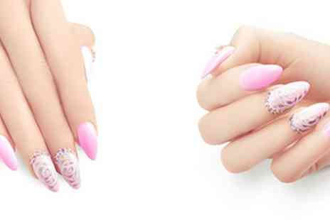 Aiyana Beauty - Gel Manicure, Pedicure or Both - Save 52%