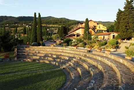 Fattoria Degli Usignoli - Four Star Charmingly Rustic 15th Century Escape with Vineyards and Olive Groves for two - Save 70%
