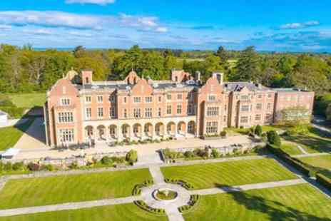 Easthampstead Park Hotel - Double Room for Two with Breakfast and Room Service Dinner - Save 23%