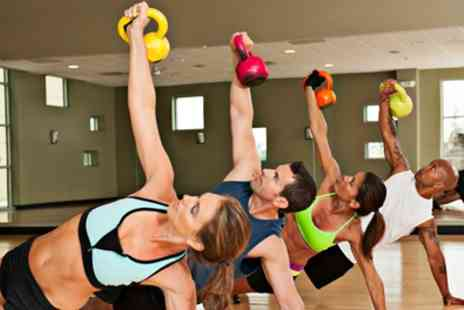 Brighton Kettlebells - 5 or 10 One Hour Kettlebell Mixed Classes for One or Two - Save 65%