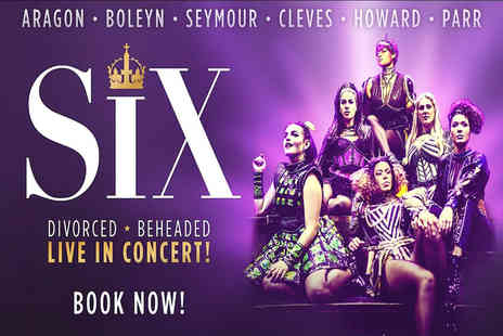 Just Book Sports - Four Star Overnight London stay and Six the Musical theater tickets - Save 0%
