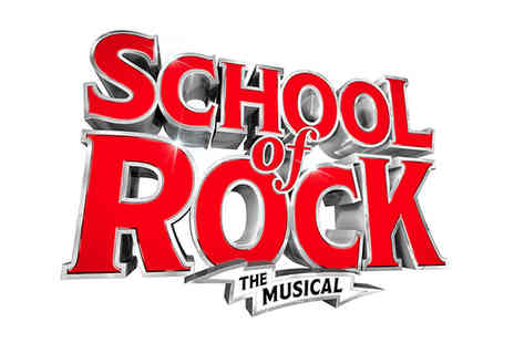 Just Book Sports - Four Star Overnight London stay and School of Rock the Musical theater tickets - Save 0%