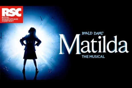 Just Book Sports - Four Star Overnight London stay and Matilda the Musical theatre tickets - Save 0%