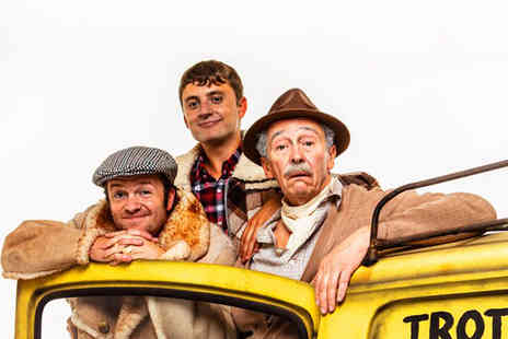 Just Book Sports - Four Star Overnight London stay and Only Fools and Horses The Musical theater tickets - Save 0%