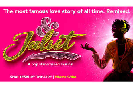Just Book Sports - Four Star Overnight London stay and Juliet Theater tickets - Save 0%