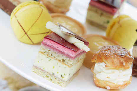 The Mere Golf & Country Club - Afternoon tea for two - Save 40%