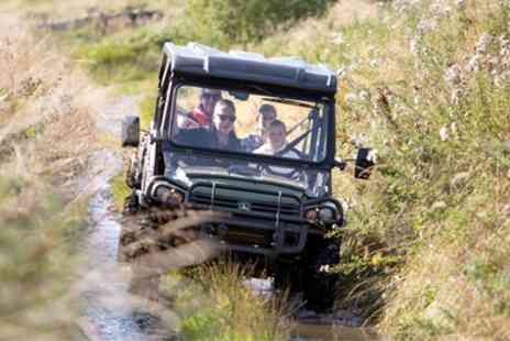 Coniston Off Road Centre - 4x4 Junior Off Road Experience with Up to Two Passengers - Save 32%