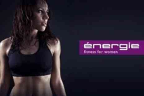Energie Fitness - Two Lipo Light Sessions With Personal Training or Vibration Plate Sessions - Save 65%