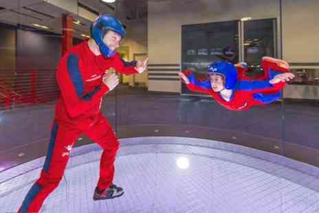 iFLY Indoor Skydiving - iFLY Basingstoke Indoor Skydiving Experience Seasonal Offer - Save 0%
