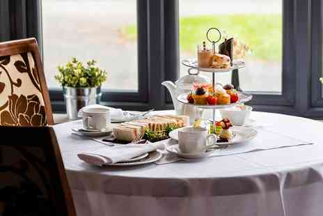 The Stratford Park Golf and Country Club - Afternoon tea for Two - Save 37%