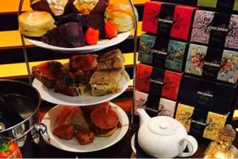 Mumbai Milano - Fusion Afternoon Tea with Optional Cocktail or Prosecco for Two or Four - Save 41%
