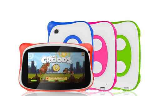 CN Direct Biz - 7 inch kids android tablet - Save 66%