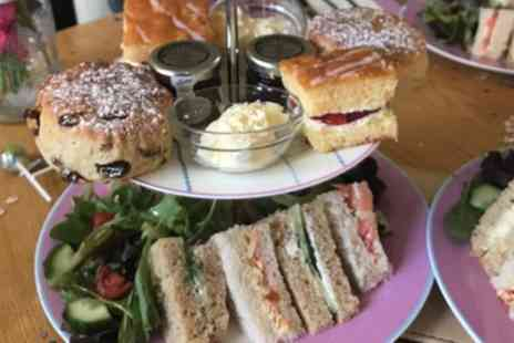 Bellinis Chester - Express Afternoon Tea for Two or Four - Save 40%