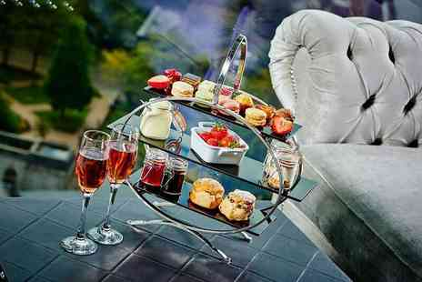 Marco Pierre White - Traditional afternoon tea for two people or include a glass of Prosecco each - Save 44%