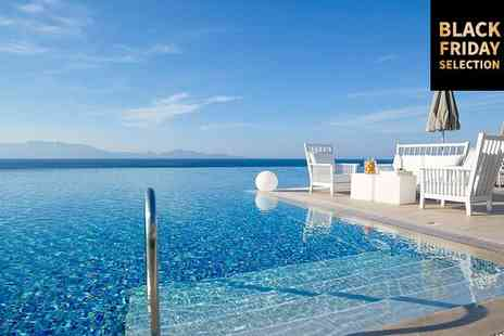 Michelangelo Resort & Spa - Five Star Beachfront Resort with Stunning Infinity Pool for two - Save 67%