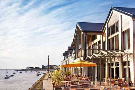 The Quay Hotel & Spa - Massage, lunch and bubbly - Save 0%