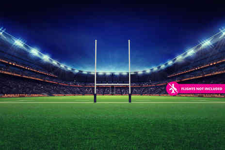 World Choice Sports - Paris stay and ticket to see France vs. England in the Six Nations 2020 - Save 0%
