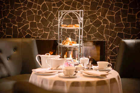 The Belfry - Afternoon tea for two people - Save 32%