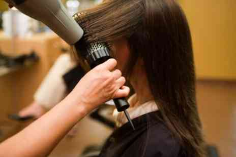 Francy Hair and Beauty - Wash, Cut and Blow Dry with Optional Colour or Highlights - Save 53%