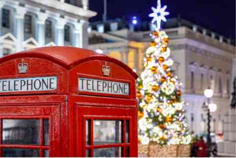 Virgin Experience Days - Family Christmas Lights London by Night Bus Tour - Save 0%