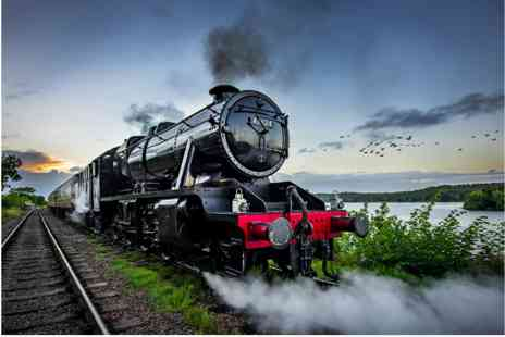 Virgin Experience Days - Sunday Lunch Experience for Four aboard The Elizabethan Steam Train - Save 0%
