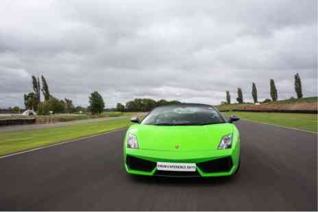 Virgin Experience Days - Junior Lamborghini Driving Thrill - Save 0%