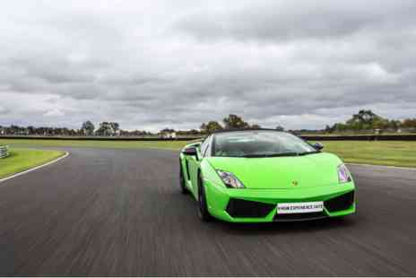 Virgin Experience Days - Junior Lamborghini Driving Blast - Save 0%