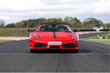 Virgin Experience Days - Junior Ferrari Driving Blast - Save 0%