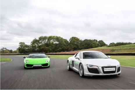 Virgin Experience Days - Junior Double Supercar Driving Thrill - Save 0%