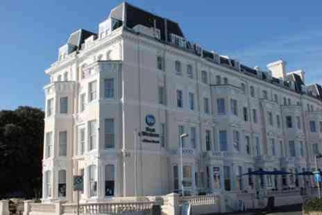 Best Western Clifton Hotel - Standard Double Room for Two with Breakfast and Option for Three Course - Save 0%