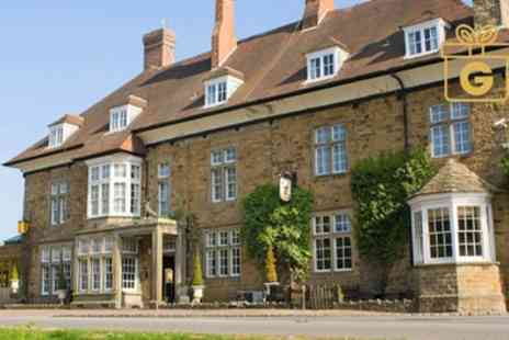 The Speech House Hotel - 1 or 2 Nights for Two with Breakfast, Bottle of Wine and Late Check Out - Save 0%