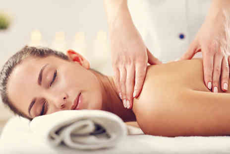 KnuSkin Advanced Skincare & Wellness Spa - 3 hour spa access for one person with a 15 minute Swedish back massage and 15 minute Dermalogica facial and choice of voucher - Save 0%