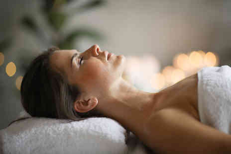 KnuSkin Advanced Skincare & Wellness Spa - Full spa day with four treatments for one person and two £5 vouchers - Save 0%