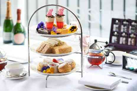 Hilton Puckruphall - Traditional or Sparkling Afternoon Tea for Two or Four - Save 31%
