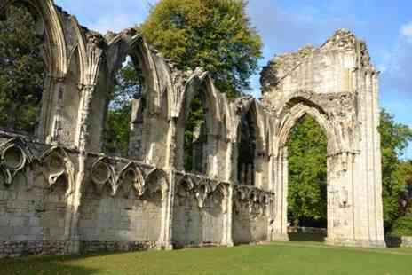 Footprints Tours - Private 2 Hour York Walking Tour - Save 0%