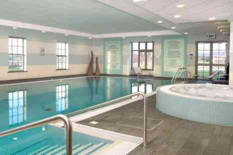 DoubleTree by Hilton Cambridge Belfry - Spa Access with Drink, Pastry and Optional Treatments - Save 47%