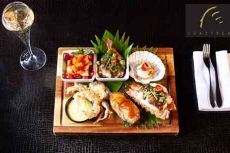 The Crazy Bear Group - Seafood Platter with Lobster and Premium Champagne - Save 50%