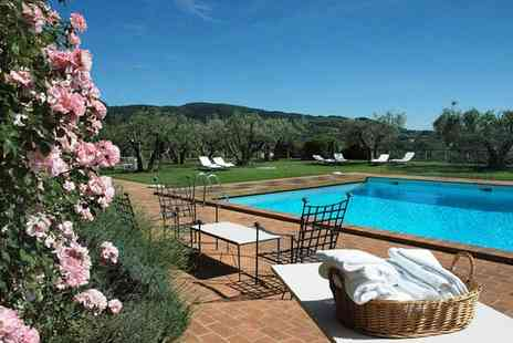 Le Tre Vaselle Resort & Spa - Five Star Elegant 17th Century Rural Retreat for two - Save 66%