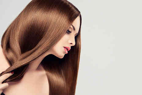 Scissorhands London - Brazilian keratin hair smoothing treatment - Save 80%
