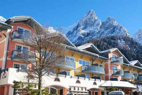 Sporting Aparthotel - Three Star Alpine Tradition in Family Resort near Dolomiti Superski for two - Save 73%