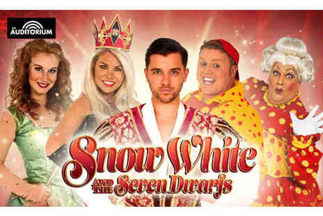 Shone Productions - Ticket to see Snow White Christmas pantomime - Save 61%