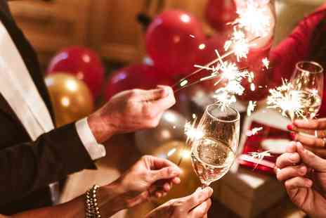 Hilton Manchester Deansgate - NYE ticket including meal and champagne reception - Save 38%