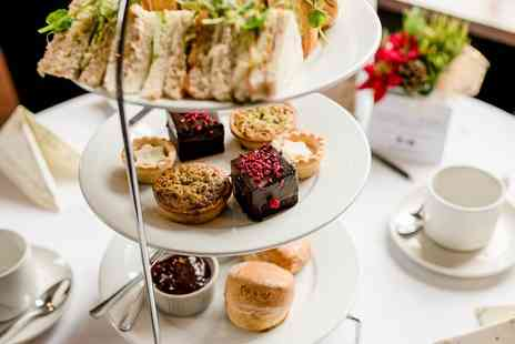 Dorrells restaurant at Hadley Park House Hotel - Winter afternoon tea with cocktails for Two - Save 23%