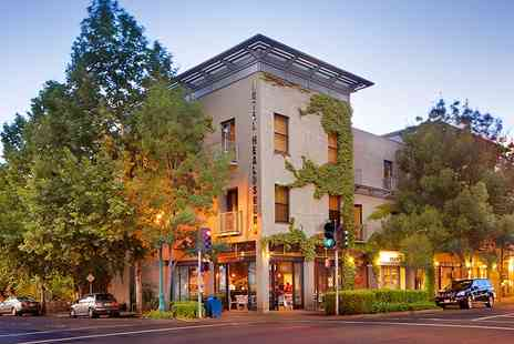 Hotel Healdsburg - Luxe Suite with Breakfast at Posh Hotel - Save 0%