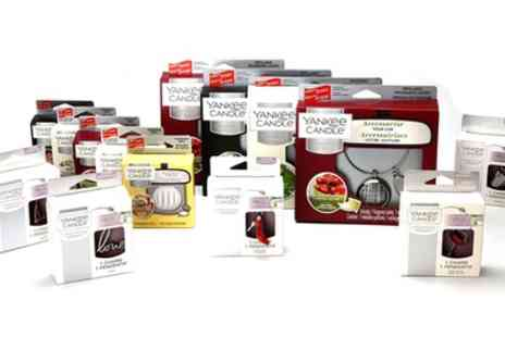 Groupon Goods Global GmbH - Yankee Candle Charming Scents Kit Car Air Fresheners - Save 52%