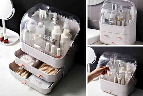 hey4beauty - Small portable beauty and makeup organiser - Save 0%