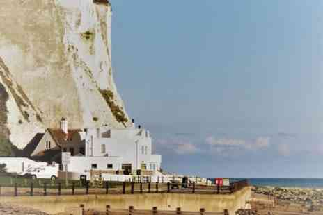 Britannia Luxury Coaches - Half Day, Grand Tour of The White Cliffs of Dover - Save 15%
