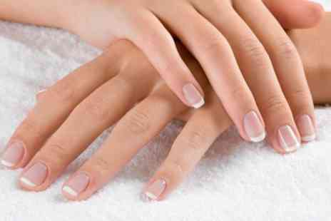 KC Nail Studio - Gel Polish on Hands or Feet or Both - Save 27%