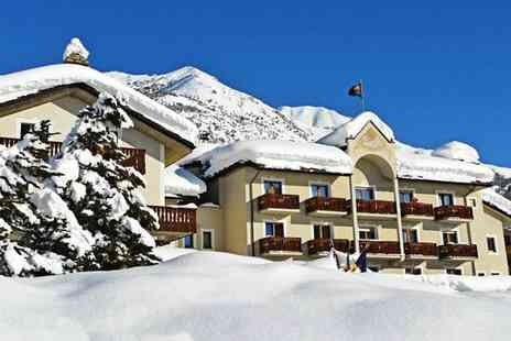 Hotel Miramonti - Four Star Wellness and Elegance in Traditional Mountain Hotel for two - Save 69%